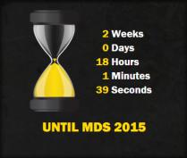 Countdown 2 weeks