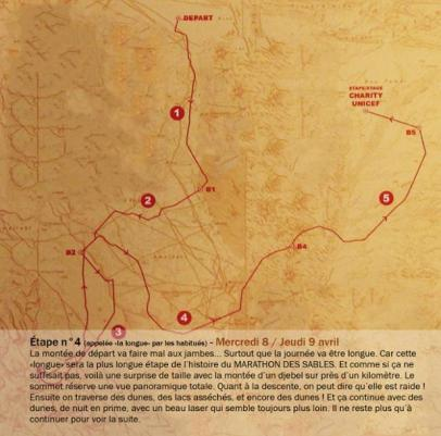 MDS 2015 Route