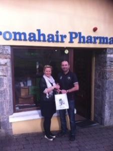 Thanks Dromahair Pharmacy !